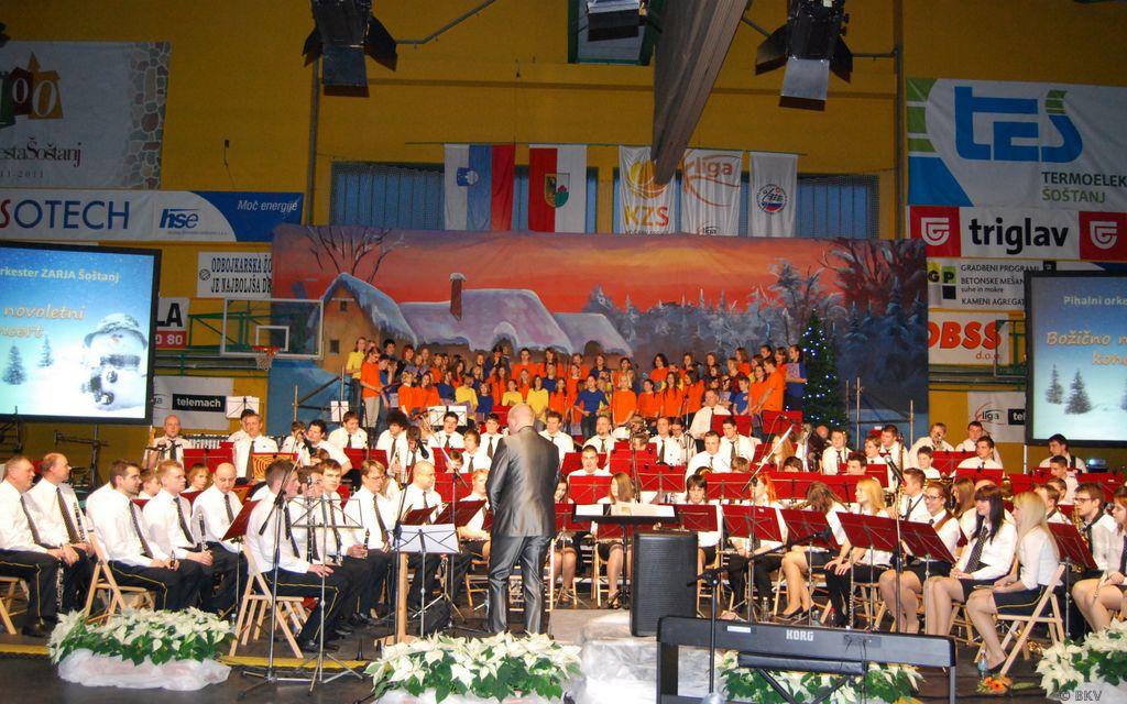 koncertZarjazgosti23_12_2012Zarja
